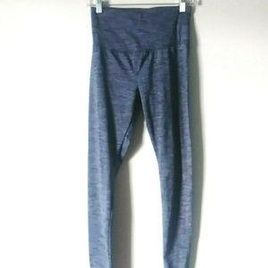 5/$15 Jockey Small Blue Gray Legging Active Pant